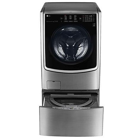 LG 樂金TWINWash 雙能洗(蒸洗脫烘)21公斤+2.5公斤洗衣容量 F2721HTTV + WT-D250HV  (含運費/基本安裝)