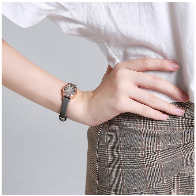 8bf623c28c 時計 - RIRTy 腕時計 レディース 防水 レディースウォッチ おしゃれ 人気 ファッション カジュアル 20代 30代
