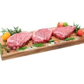 鹿児島県産黒毛和牛4等級以上ヒレステーキ3枚
