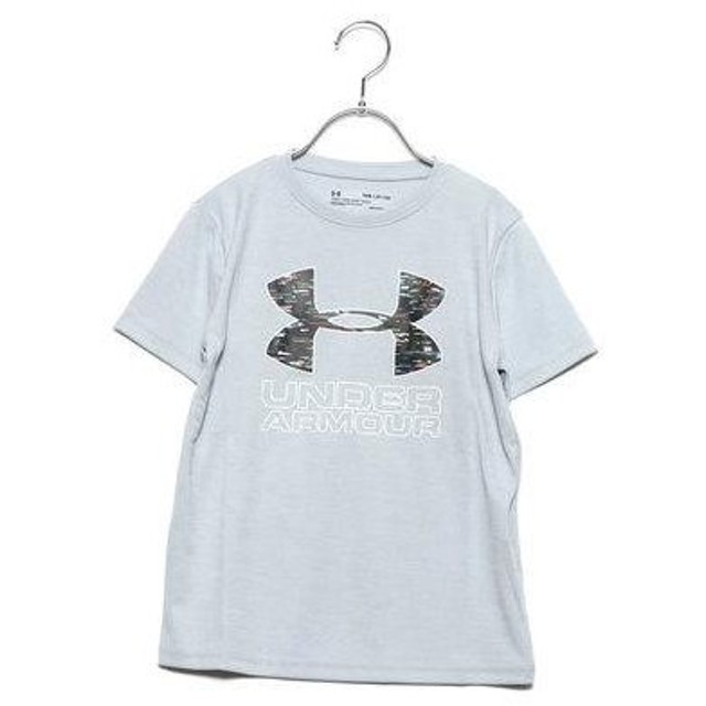 アンダーアーマー UNDER ARMOUR ジュニア 半袖機能Tシャツ UA Print Fill Logo Tee 1329819