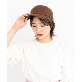 KBF(ケービーエフ) 帽子 キャップ ストライプCAP