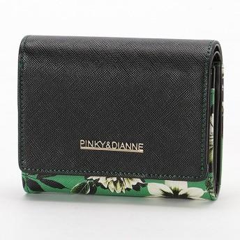 [マルイ]【セール】シャドウフラワー 二つ折り財布/ピンキー&ダイアン(バッグ&ウォレット)(Pinky&Dianne)