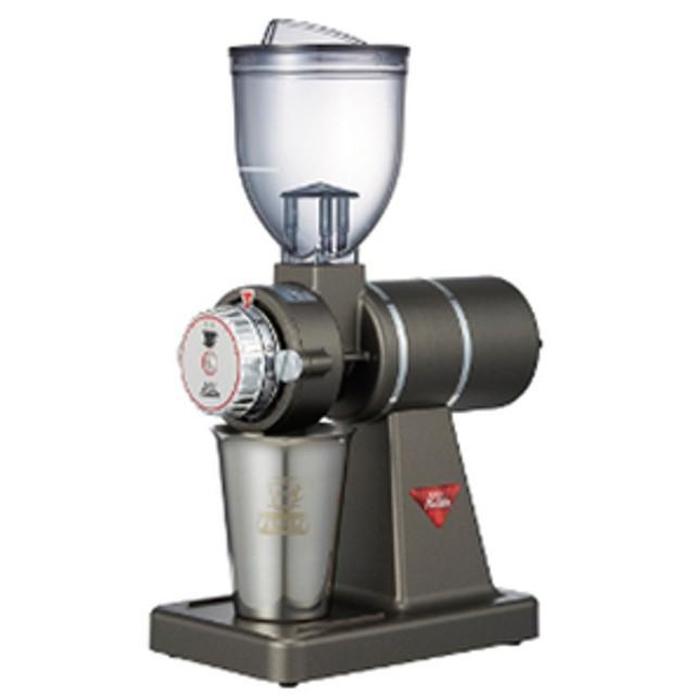 カリタ電動コーヒーミル ナイスカットGクラシックアイアンKH100クラシツクアイアン