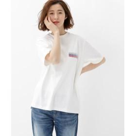 BASE STATION / ベースステーション トリコ刺繍Tシャツ