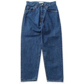 HATSKI ハツキ|Loose Tapered Denim