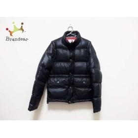 タケオキクチ TAKEOKIKUCHI ダウンジャケット サイズ2 M メンズ 黒 冬物/袖取外し可  値下げ 20190603【人気】
