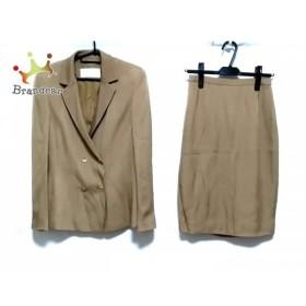 ジェニー GENNY スカートスーツ サイズ40 M レディース ライトブラウン   スペシャル特価 20190430