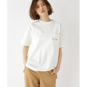 BASE STATION / ベースステーション 天竺ロゴTシャツ