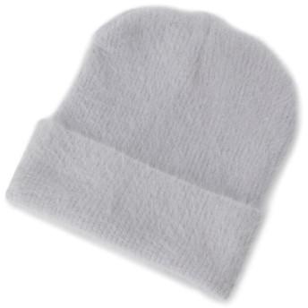ニット帽 - OPAQUE. CLIP ヘアリーワッチ帽