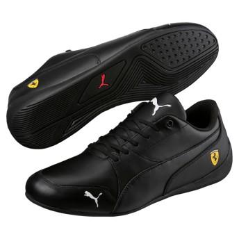 【プーマ公式通販】 プーマ フェラーリ ドリフトキャット 7 メンズ Puma Black-Puma Black  SHOES PUMA.com