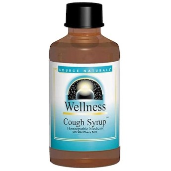 ウェルネス, 咳止めシロップ, 8 液量オンス (236 ml)