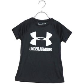 アンダーアーマー UNDER ARMOUR ジュニア 半袖機能Tシャツ UA Big Logo Tee Solid SS 1331678