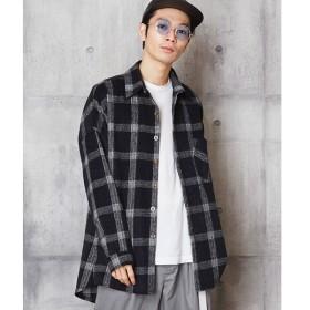 [マルイ] 起毛ベーシックチェックシャツ/アンリラクシング(unrelaxing)