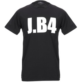 《期間限定セール開催中!》JB4 JUST BEFORE メンズ T シャツ ブラック XS コットン 100%