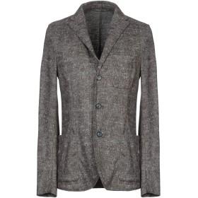 《セール開催中》ALTEA メンズ テーラードジャケット ドーブグレー 46 ウール 56% / シルク 44%
