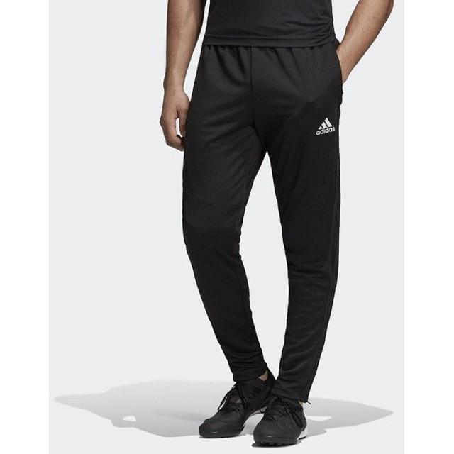(セール)adidas(アディダス)サッカー ウォームアップ TANGO CAGE FITKNIT トレーニングパンツ FRV96 DT9876 メンズ ブラック