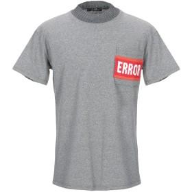 《セール開催中》JB4 JUST BEFORE メンズ T シャツ グレー S コットン 100% / ウール / ポリアクリル