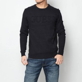 ニット・セーター - GUESS【MEN】 [GUESS] STEELERS LOGO SWETER