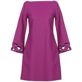 《期間限定セール中》CHIARA BONI LA PETITE ROBE レディース ミニワンピース&ドレス モーブ 42 ナイロン 72% / ポリウレタン 28%