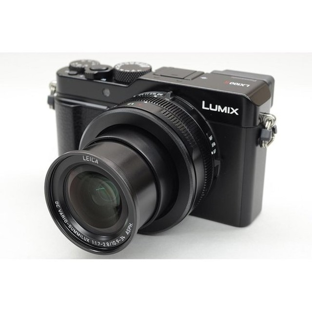[中古] Panasonic LUMIX DC-LX100M2 ブラック