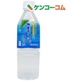 屋久島 縄文水 ( 500mL4コセット )