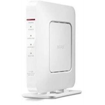 BUFFALO WiFi 無線LAN ルーター WSR-1166DHP3/MWH 11ac 866+300Mbps 3LDK 2階建向け 【iPhone8/X対応】