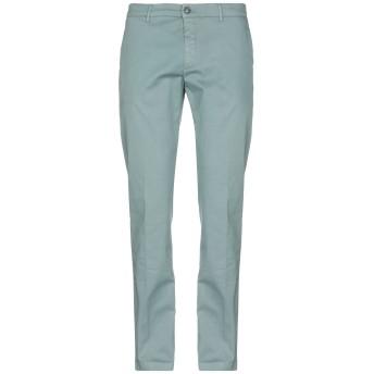 《期間限定 セール開催中》MAISON CLOCHARD メンズ パンツ ブルーグレー 38 コットン 96% / ポリウレタン 4%
