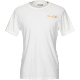 《期間限定セール開催中!》LIGHTNING BOLT メンズ T シャツ ホワイト XL コットン 100%