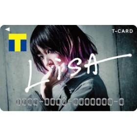 LiSA Tカード Tポイントカード TSUTAYA 未登録 ファングッズ