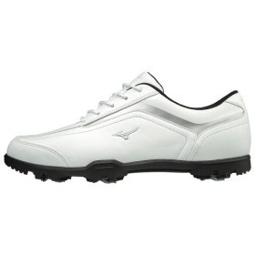 MIZUNO SHOP [ミズノ公式オンラインショップ] ティーゾイド(ゴルフ)[メンズ] 03 ホワイトxシルバー 51GQ1880