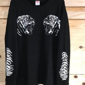 虎トレーナー黒