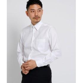 TAKEO KIKUCHI / タケオキクチ 【PNJ】市松紋ドレスシャツ[ メンズ シャツ 日本製 ]
