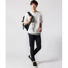 Tシャツ - SPUTNICKS メンズ Tシャツ 日本製 吊編み機 ガゼット ショート スリーブ Tシャツ Upscape Audienceアップスケープオーディエンス