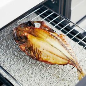 ママにキス お手入れラクラク 魚がおいしく焼ける石の会 フェリシモ FELISSIMO【送料:450円+税】