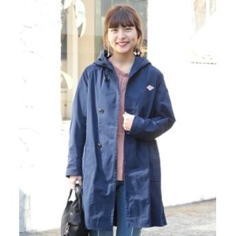 DANTON × Ray BEAMS / 別注 フードコート レディース その他コート NAVY 34