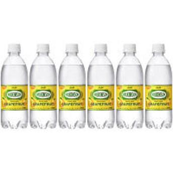 アサヒ飲料 WILKINSON(ウィルキンソン) タンサン グレープフルーツ 500ml 1セット(6本)