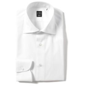 BEAMS F / ブロード ワイドカラーシャツ メンズ ドレスシャツ WHITE/1 38