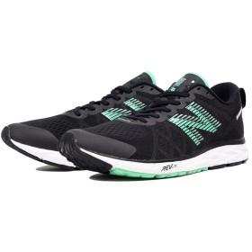 (NB公式) ≪ログイン購入で最大8%ポイント還元≫ NB HANZO C M GC4 (BLACK/GREEN) ランニングシューズ/靴 男性/メンズ/mens ニューバランス newbalance