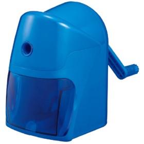 クツワ スーパー安全えんぴつけずり ブルー