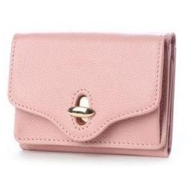 ハシバミ Hashibami New Jean Mini Wallet【ニュー ジーン ミニウォレット】 (ライトピンク)