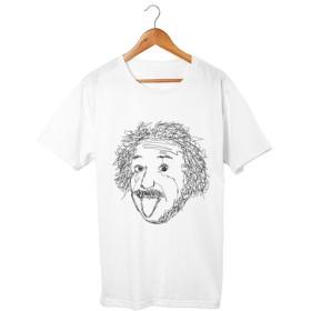 Einstein Tシャツ(5.6oz)