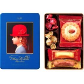お返し ギフト 内祝い 洋菓子 赤い帽子 ブルー 16391 プチギフト 新築 引越し