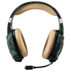 Trust Gaming 20865 GXT 322C Gaming Headset - green camouflage