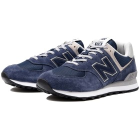 (NB公式)【ログイン購入で最大8%ポイント還元】 ユニセックス ML574 EGN (ブルー) スニーカー シューズ 靴 ニューバランス newbalance