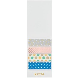 キッタ ドット2 KIT015 ( 40枚入2コセット )