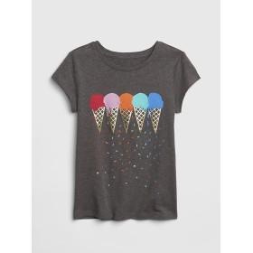 Gap グラフィック半袖Tシャツ(キッズ)