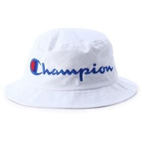 BASE STATION / ベースステーション champion チャンピオン ツイルロゴ バケットハット
