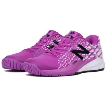 (NB公式) ≪ログイン購入で最大8%ポイント還元≫ WCH996 J3 (VIOLET) テニスシューズ/靴(オールコート) 女性/レディース/ウィメンズ/women ニューバランス newbalance