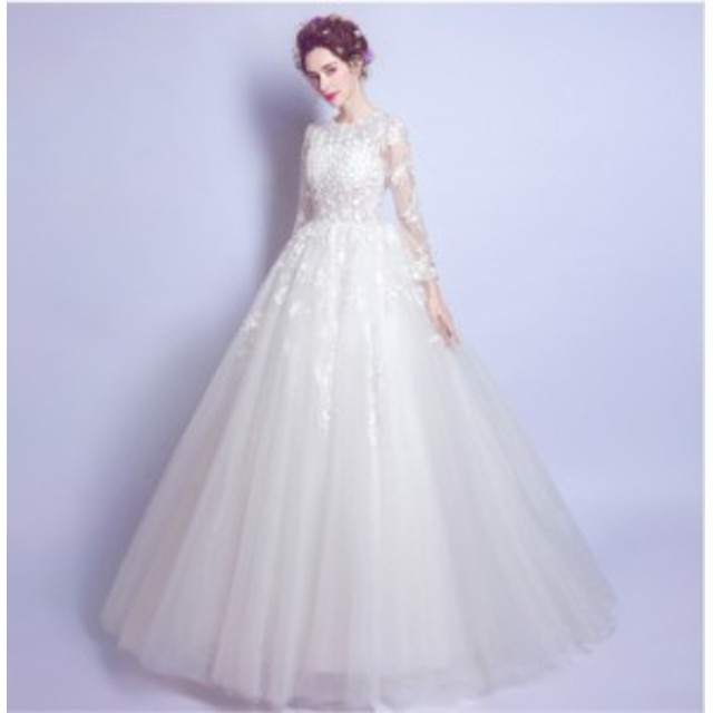 8ed0e2d8b9a09 ウェディングドレス ロングドレス カラードレス二次会 花嫁 ファスナータイプ レース パーティードレス 結婚式 二次会
