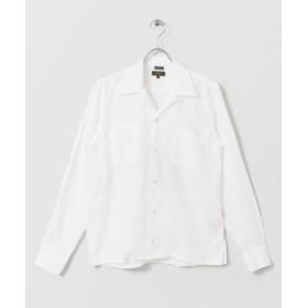 【50%OFF】 アーバンリサーチ FREEMANS SPORTING CLUB CAMP COLLAR SHIRTS メンズ WHITE S 【URBAN RESEARCH】 【セール開催中】